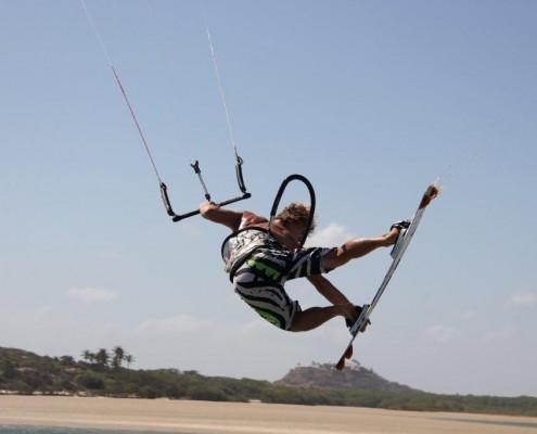 Kiten lernen in der Kiteschule